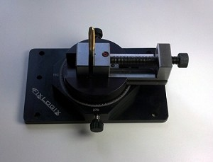 Rotary Vise Stage Stand